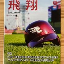 仙台商工会議所 楽天イーグルス 玉虫塗ヘルメット